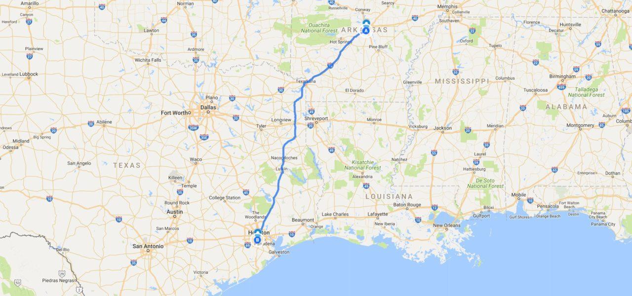 LittleRock-Houston